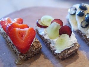 #Weetbix sandwiches. Delicious!   #Afterschool #Snacks #Feeding #Kids #Recipe