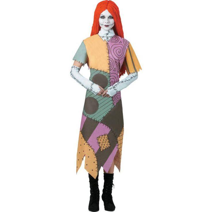 Halloween Costumes for Teenage Girls | Halloween Costumes for Teen Girls - Nightmare Before Christmas - Sally ...