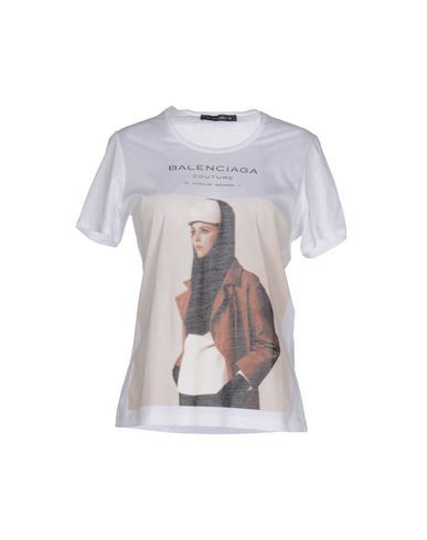 BALENCIAGA T-shirt. #balenciaga #cloth #dress #top #skirt #pant #coat #jacket #jecket #beachwear #