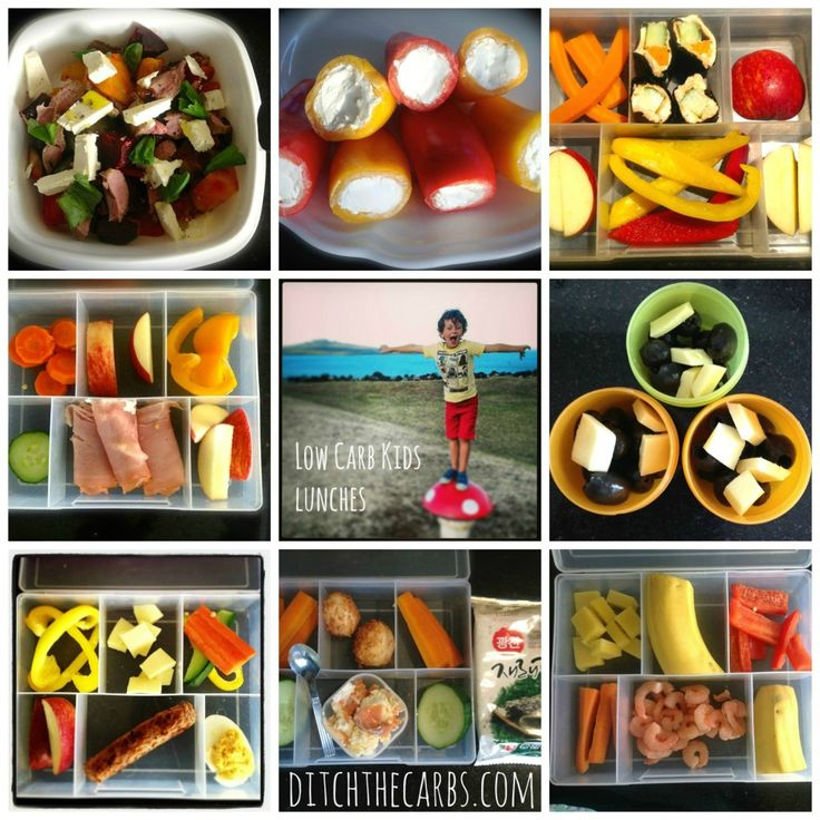 Low Carb Kids (lunches) How to go wheat free, gluten free, low carb. Healthy fats. See more at | http://www.ditchthecarbs.com