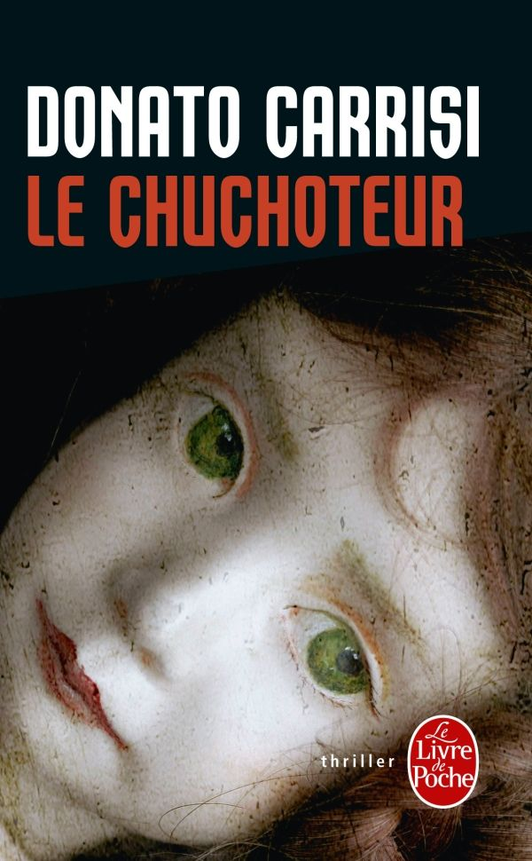 Le Chuchoteur - Donato Carrisi  A bit gory by bits but the pace is great... All in all an awesome thriller  And it's the author's first book!