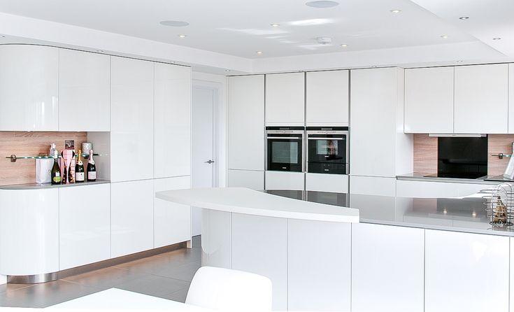 13 best open plan kitchens images on pinterest kitchen for Kitchen design uckfield