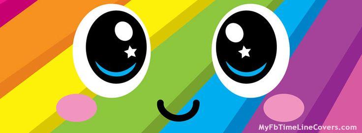 Cute Cover Photos For Facebook Smiley