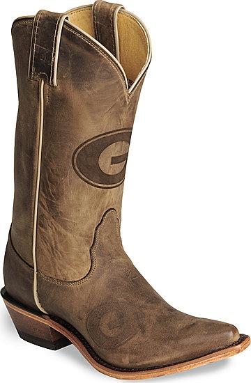 nocona boots $200 UGA