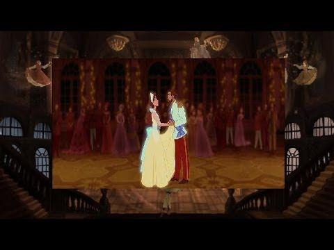 Anastasia - Once Upon A December English (Lyrics) (BluRay HD)