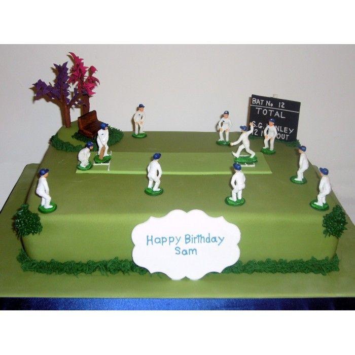Cake Decorating Cricket Figurines