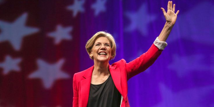 Sen. Elizabeth Warren Wants Young Women to Get Excited about Personal Finance