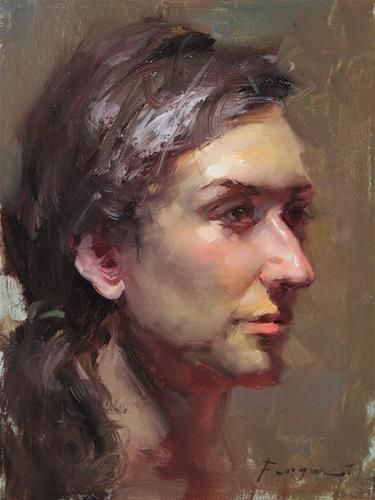 a study of the traditional oil paintings Earlier research on preparatory layers for oil painting   tint,74 while he also gives a recipe for a traditional oil-based ground with lead.