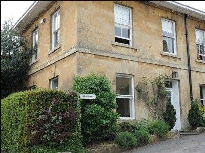 Arlington House, on High Street, Blockley, England