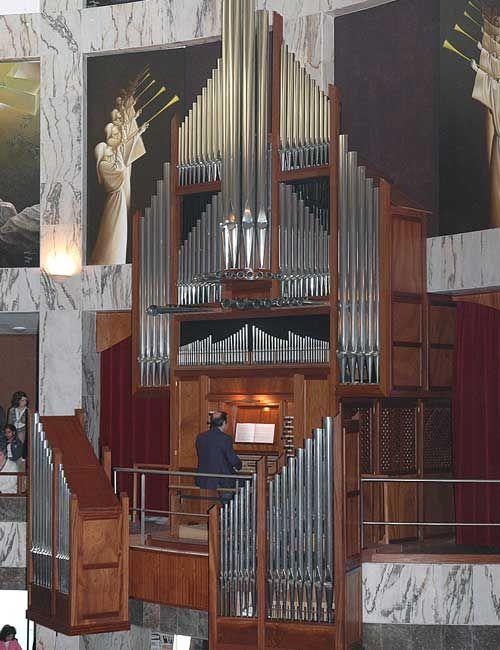 Órgão da Igreja de Nossa Senhora do Cabo, Oeiras, Portugal