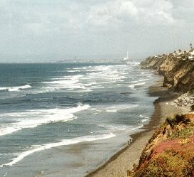 Encinitas, California. Use To Live There(for The First Eighth Years Of My