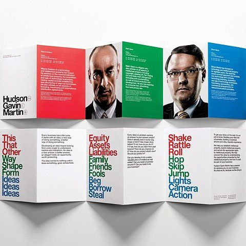 13 Awesome Accordion-Fold Brochures - Printaholic.com