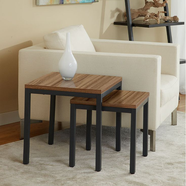 Paige End Table Set | Modern End Tables | Eurway Modern Furniture