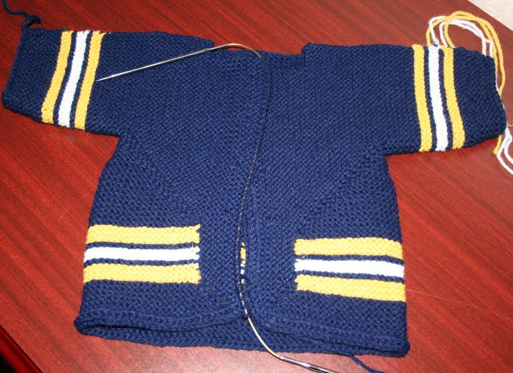BSJ (Baby Surprise Jacket) by Elizabeth Zimmerman 1968 Wishing I was Knitting at the Lake: Tribble Tutorial