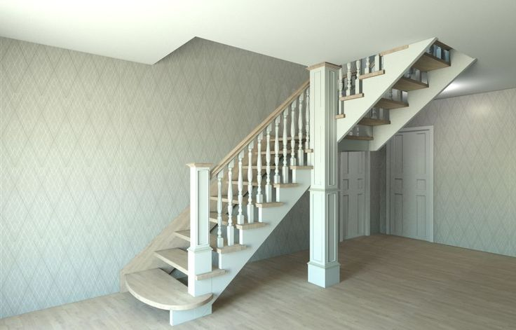 "3D project stairway designed in ""Conception Design Interior"" Price: $ 440"