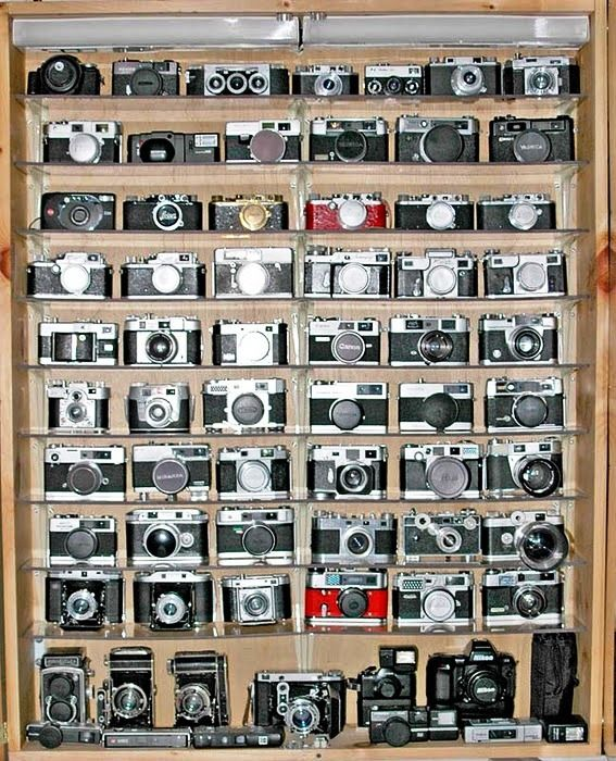 camera display...i think i like the 'orderly-ness' of this