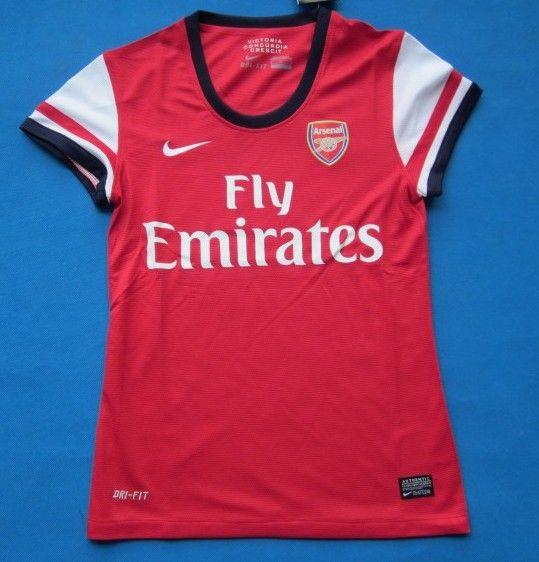 Arsenal 2012/13 Camiseta fútbol Mujer baratas [579] - €16.87 : Camisetas de futbol baratas online!