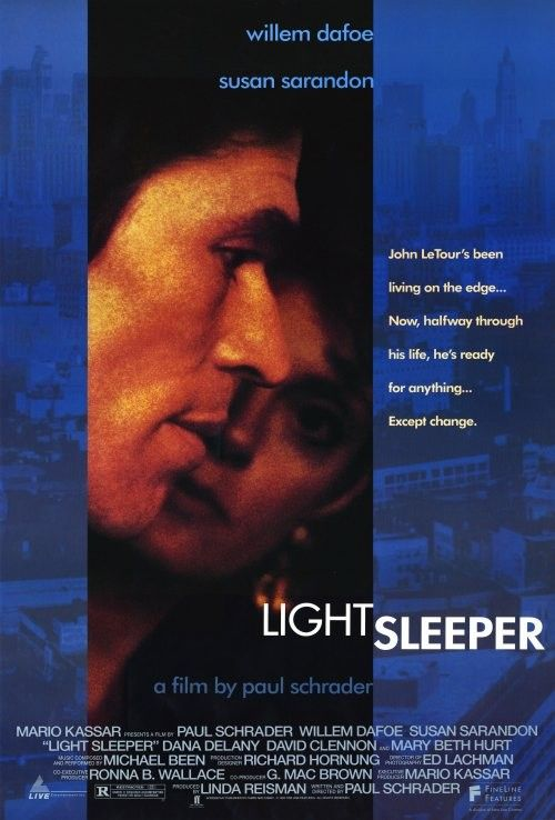 Light Sleeper Movie Poster