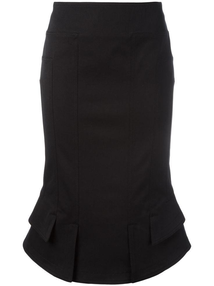 Tom Ford облегающая юбка