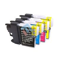 Ink Cartridge LC67 LC38 for Brother DCP 145C J615W J715W MFC 295CN Printer