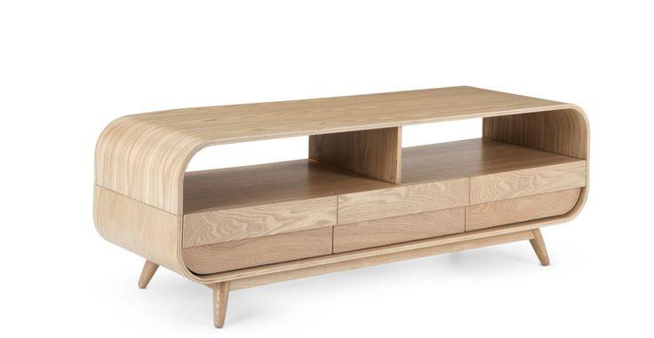 tv meubel rond hout made.com design bestseller- Best of MADE.COM - Wonen voor Mannen