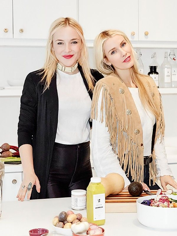 Meet the BFFs Changing the Face of Healthy Food Delivery via @MyDomaine
