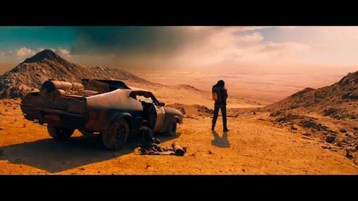 MAD MAX FURY ROAD - Opening Scene. Réal: Georges Miller