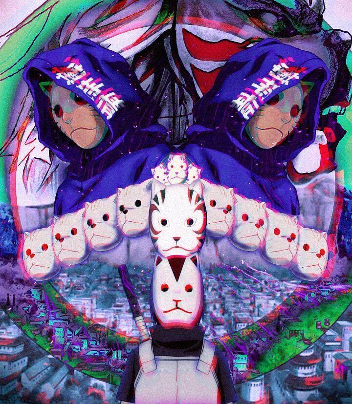 Pain Naruto Wallpaper: Anbu #naruto #narutoshippuden #anime #manga #animes #otaku