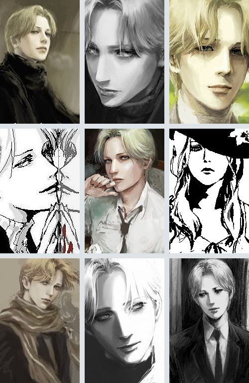 Johan Liebert ||| Naoki Urasawa's Monster Fan Art by