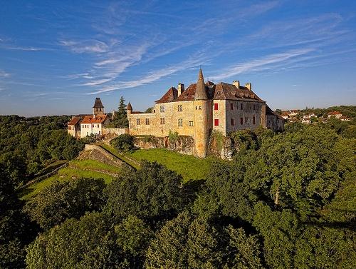 Loubressac © OT Vallée de la Dordogne