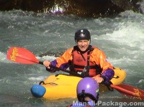 Enjoy River- Rafting in Manali With Our Rafting Packages
