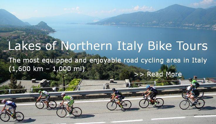 GPS Varese Vacanze bicicletta Italia, lago Como, Maggiore
