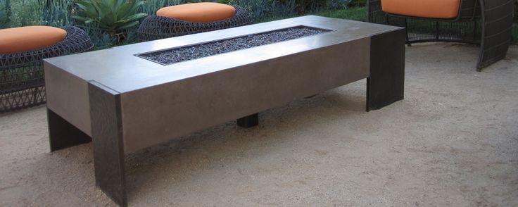 36 best functional concrete art images on pinterest for Concreteworks fire table