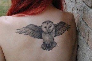 Tatuagens criativas de corujas (98)