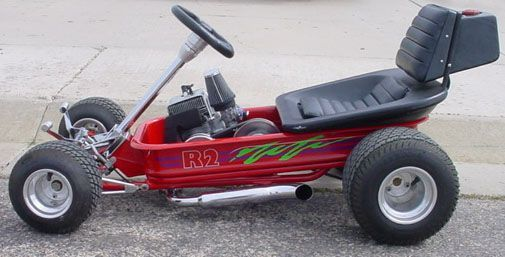 Radio Flyer Wagon Prices | homemade go carts | Building custom go karts from scratch.