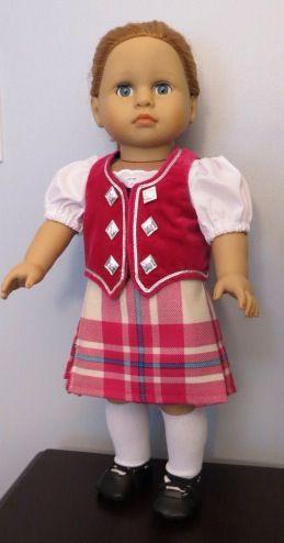 Dress Raspberry McGregor