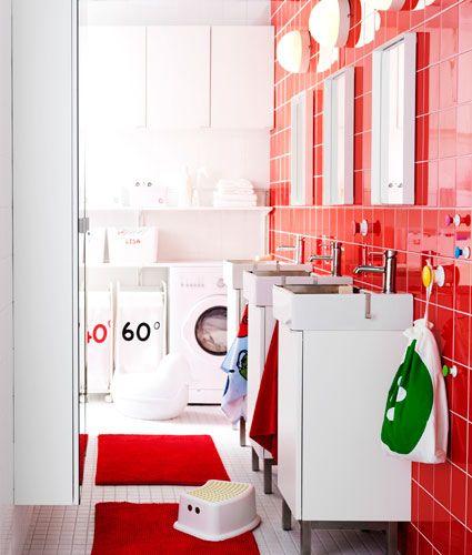 La salle de familiales selon Ikea