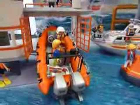 Playmobil Küstenwache