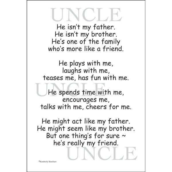Quotes About Uncles | Uncle Scrapbook Stickers | Quotes  Stickers for Scrapbooking ...