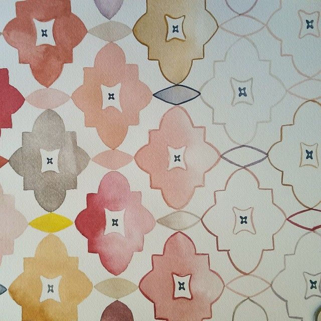 #painting #patterns #lawranceandpiez