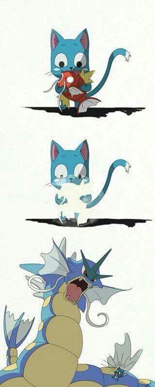 Happy - Fairy Tail