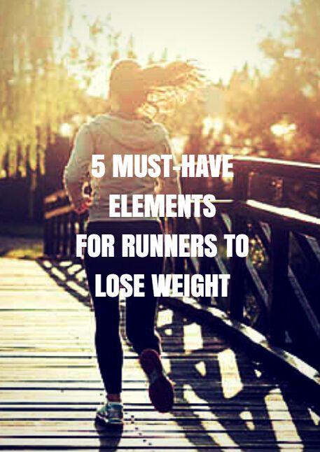 For those of you out there looking to drop a few unwanted pounds through running, there are five key points to keep in mind. 5 Must-Have Elements for Runners to Lose Weight - http://www.active.com/running/articles/5-must-have-elements-for-runners-to-lose-weight