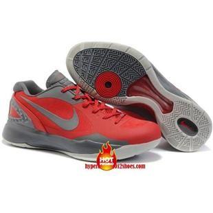 big sale 675a1 73760 ... low price nike zoom hyperdunk 2011 low blake griffin pe red medium grey  487637 600 4cbd0