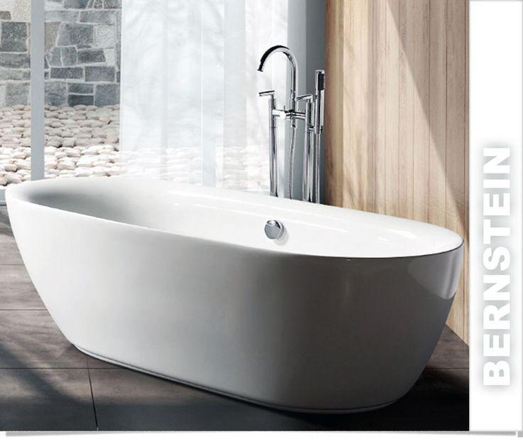 Oltre 25 fantastiche idee su vasca da bagno freestanding - Vasca da bagno profonda ...