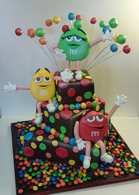 more creative cake art character cakes (20) by www.creativecakeart.com.au, via Flickr