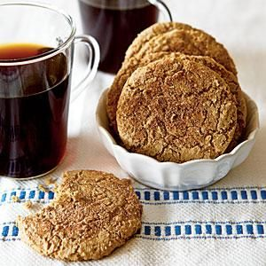 When Michaela Rosenthal's daughter moved out, she left behind an unopened jar of almond butter. Unsure of what to do with the butter, Rosenthal was inspired to reproduce almond cookies she'd had at an Asian restaurant. It took several attempts, but the result is a satisfying and healthy version of the treat.