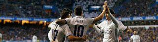 Cronica Deportivo-Real Madrid: Goleada para callar bocas