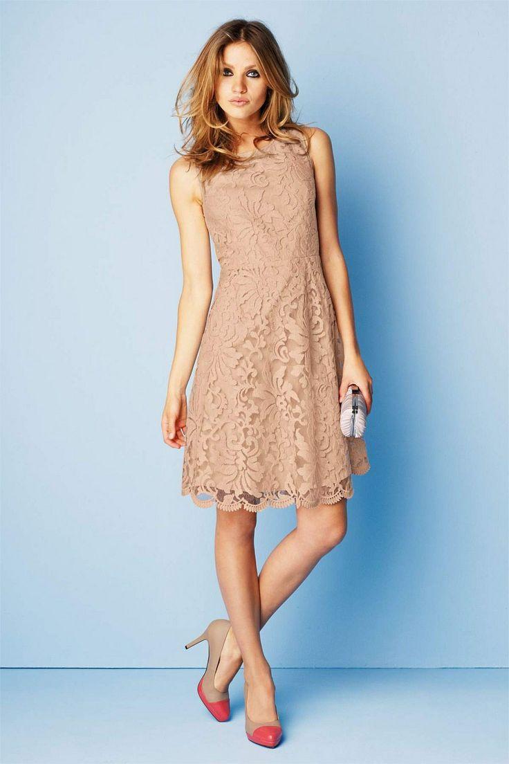 Dresses - Next Lace Dress - EziBuy New Zealand