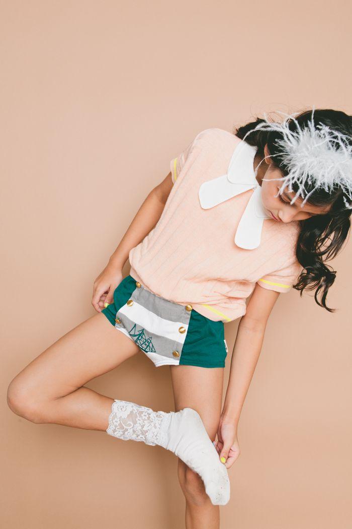 Elizabeth Pettey Photography for Babiekins Magazine // Fashionkins: SS16