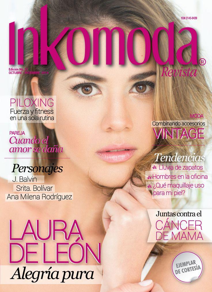 Laura de León, Alegría pura Edición No. 21 Octubre- Diciembre 2014